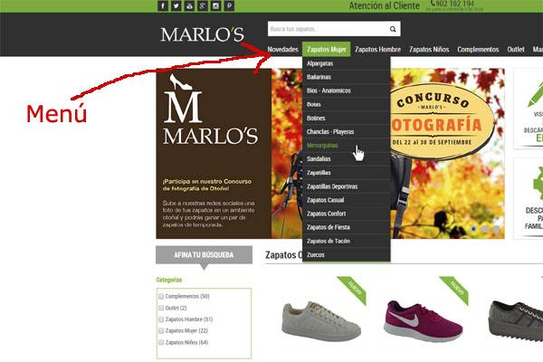 511d749eafd Revisión de Zapatos Marlo's - Tus zapatos online